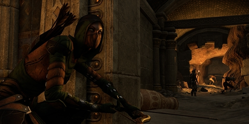 The Elder Scrolls Online: Tamriel Unlimited - Gameplay Trailer