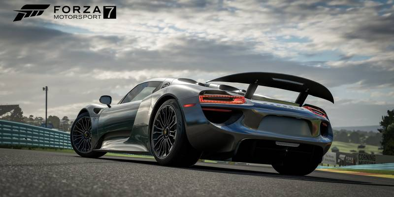 Forza Motorsport 7 First 167 Cars Revealed