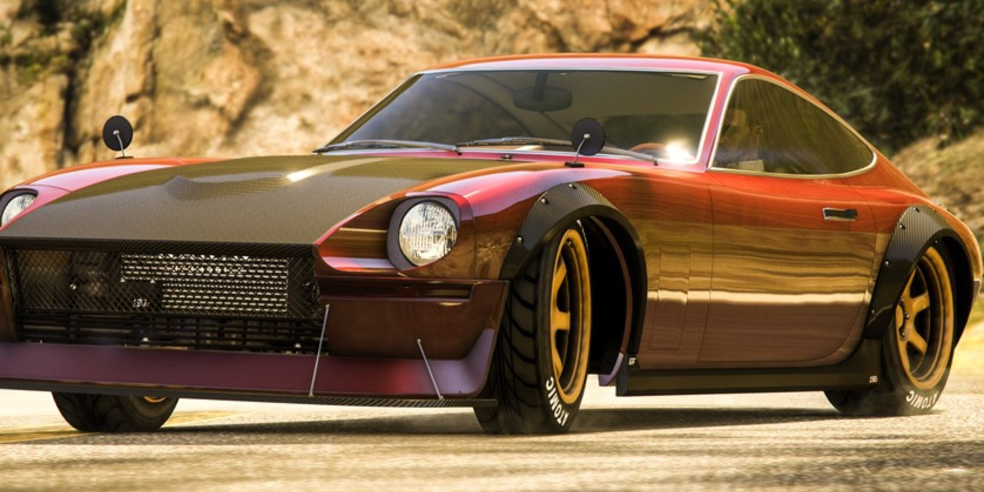 Supercars Gallery Classic Car Jdm