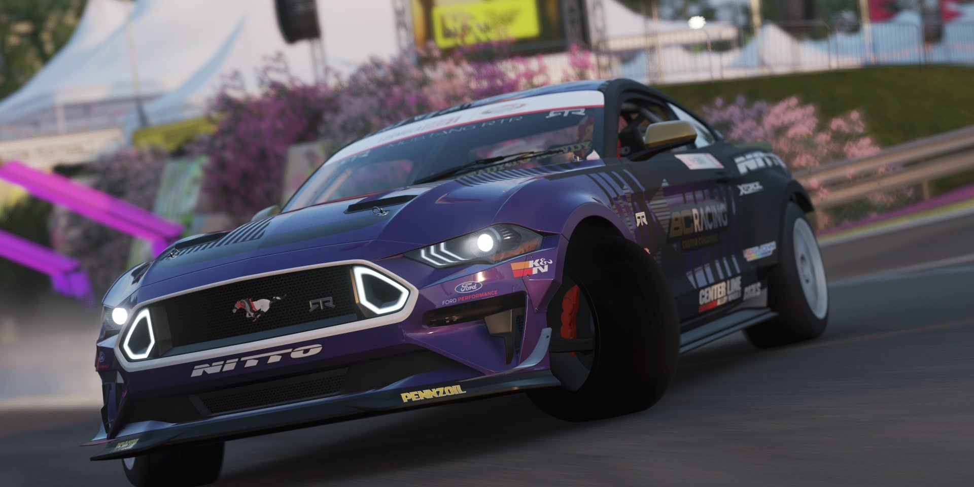 Forza Horizon 4's Drift Adventure slides into action next