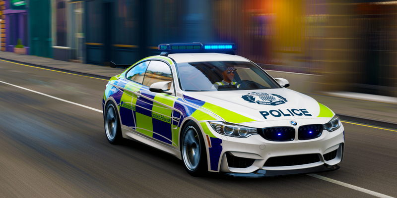 GUIDE: Police Officer Roleplay in Forza Horizon 4 - AR12Gaming