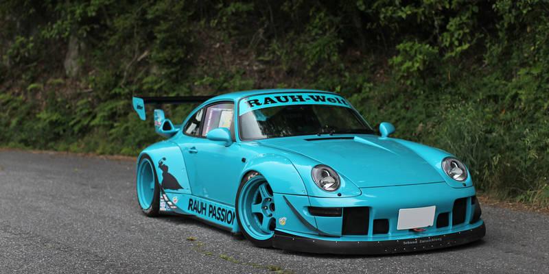 Porsche Bodykit Manufacturer Rwb Spotted In Forza Horizon 3 Credits Ar12gaming
