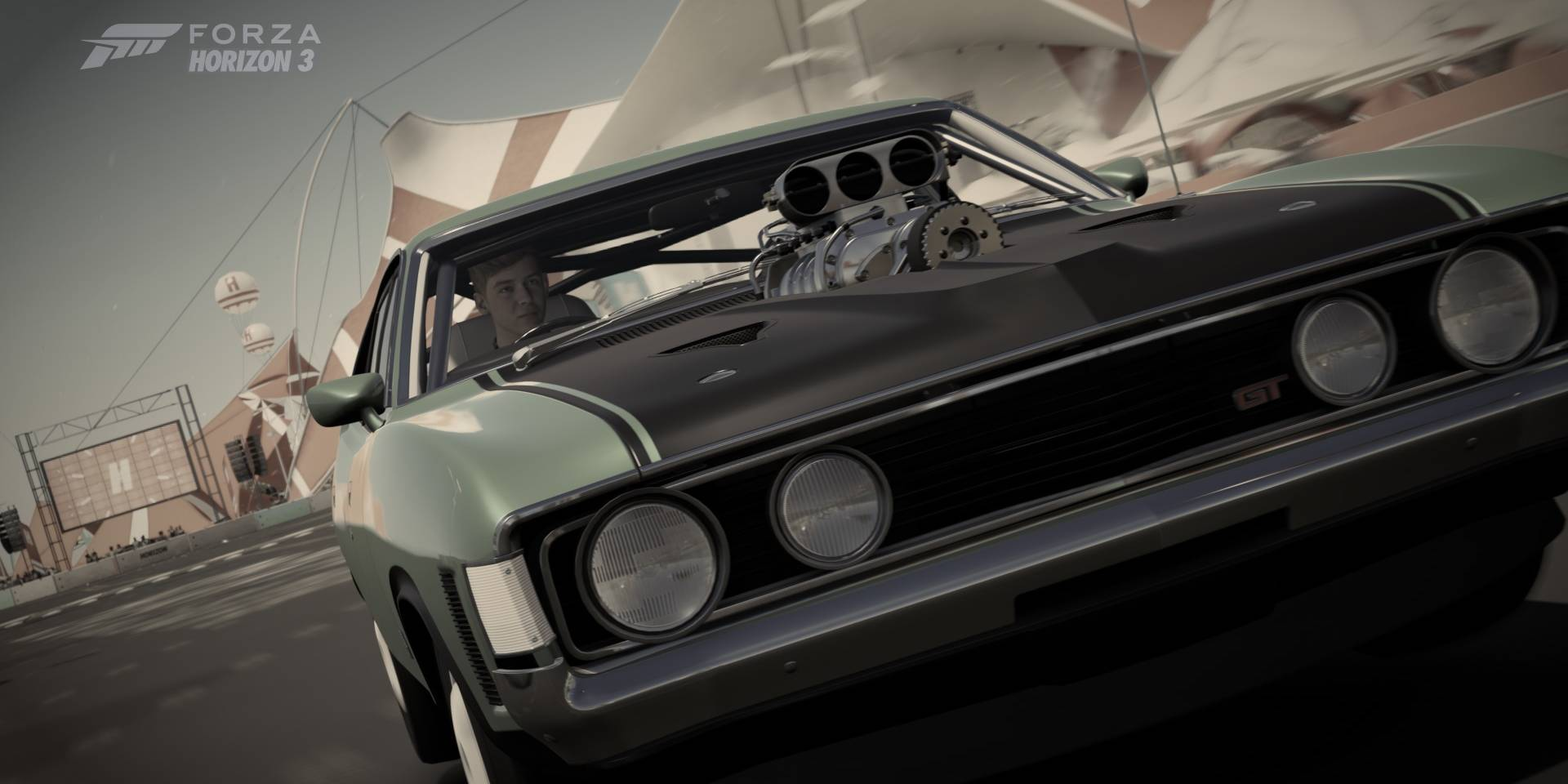 Forza Horizon Classic Cars Photo Contest Winner January