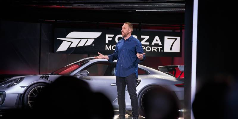 turn 10 s dan greenawalt on forza 7 demo look for announcements during the summer ar12gaming. Black Bedroom Furniture Sets. Home Design Ideas