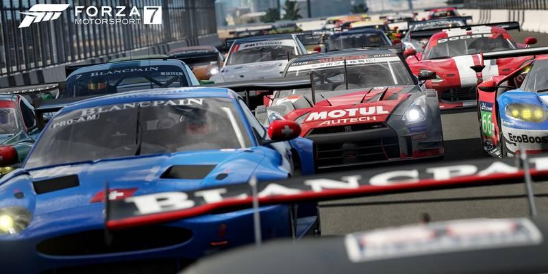 Forza Motorsport 7 Confirmed Car List