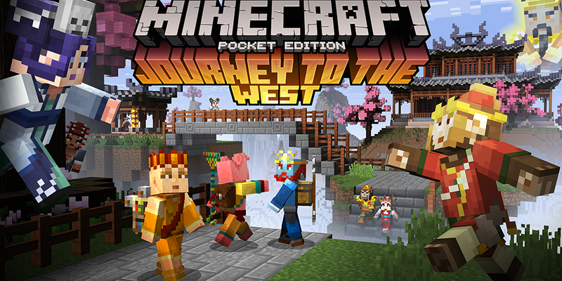 Journey To The West Skin Pack Now Available For Minecraft Windows - Skin para minecraft pe windows 10