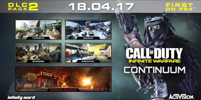 Call of Duty: Infinite Warfare Continuum Map Pack launches ... Call Of Duty Map Packs on bf3 map packs, titanfall map packs, destiny map packs, minecraft map packs, red alert 2 map packs, black ops zombie packs, bo2 zombies map packs, cod 4 map packs, modern warfare 2 map packs, forza horizon 2 map packs, doom 3 map packs, black ops 2 map packs, call of duty expansion packs, cod world at war map packs, skate 3 map packs, far cry 4 map packs, cod mw3 map packs, battlefield 4 map packs, left 4 dead 2 map packs, battlefield hardline map packs,