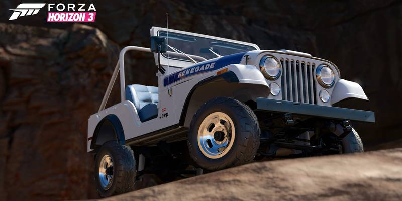 Turn 10 is banning Forza Horizon 3 players on PC for using