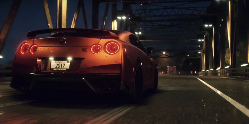 2017 Nissan GT-R Premium makes its debut in Need for Speed tomorrow ...