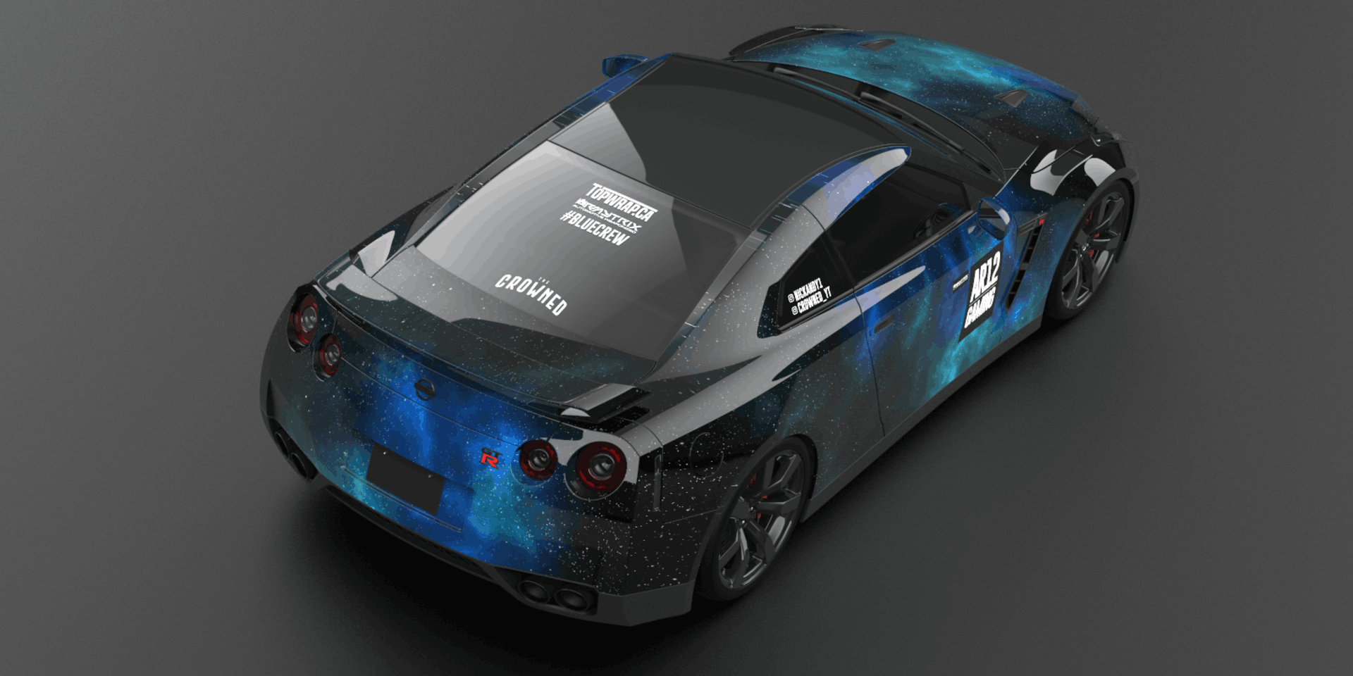 Nissan Gtr Wrap Contest Results And Interview With The Winner R35 Sketch Toggle Navigation