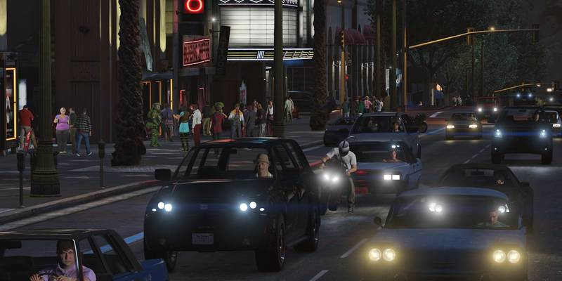 Grand Theft Auto V is being used to teach driverless cars