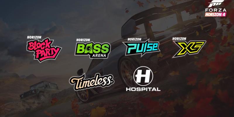 OFFICIAL: Forza Horizon 4 Soundtrack - AR12Gaming
