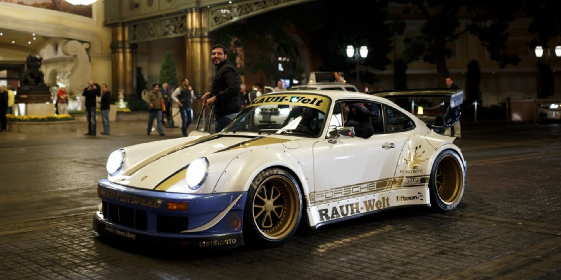 Watch The Need For Speed Sema Porsche 911 Come To Life