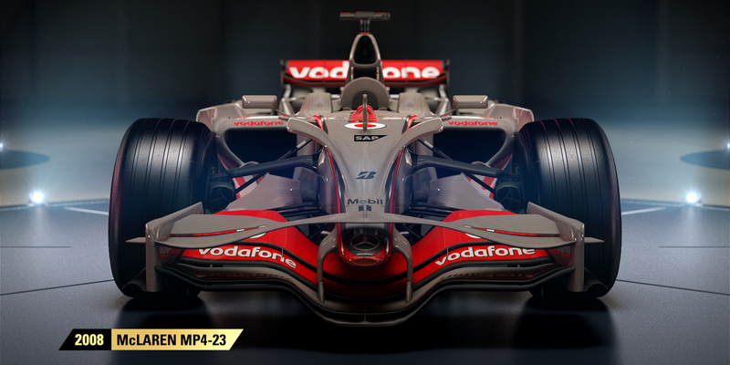 codemasters reveals final classic cars for f1 2017 with four historic mclarens ar12gaming. Black Bedroom Furniture Sets. Home Design Ideas