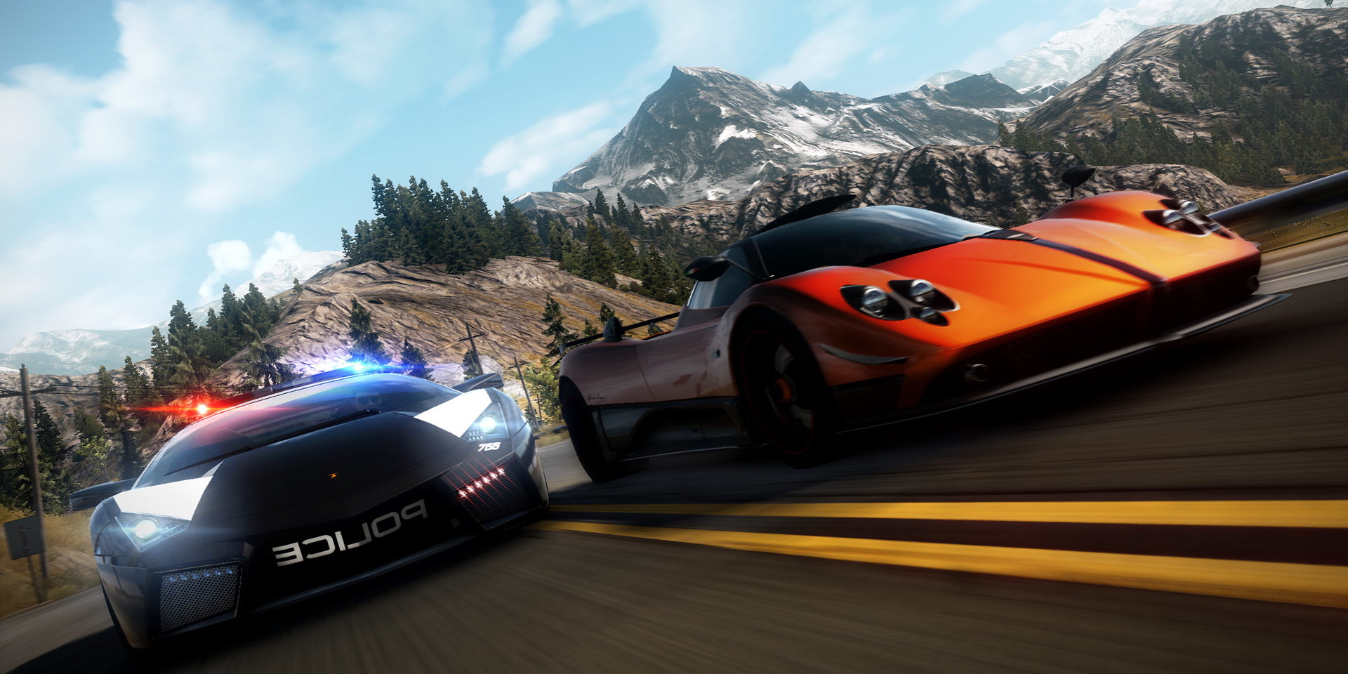 Remaster Of Need For Speed Hot Pursuit Rumoured To Be In The