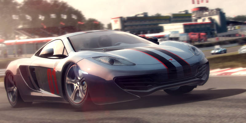Backwards compatible racing titles updated to support Xbox