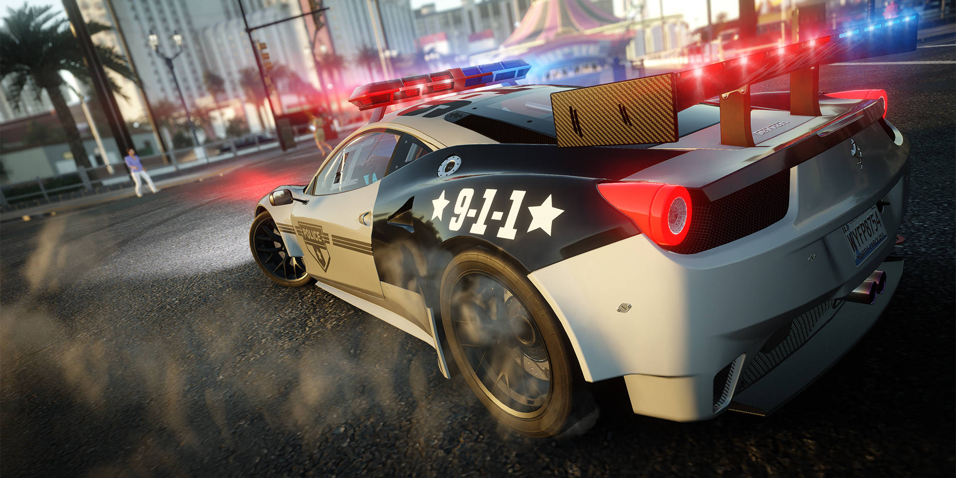 Ubisoft adds new Police vehicles to The Crew: Calling All Units in ...