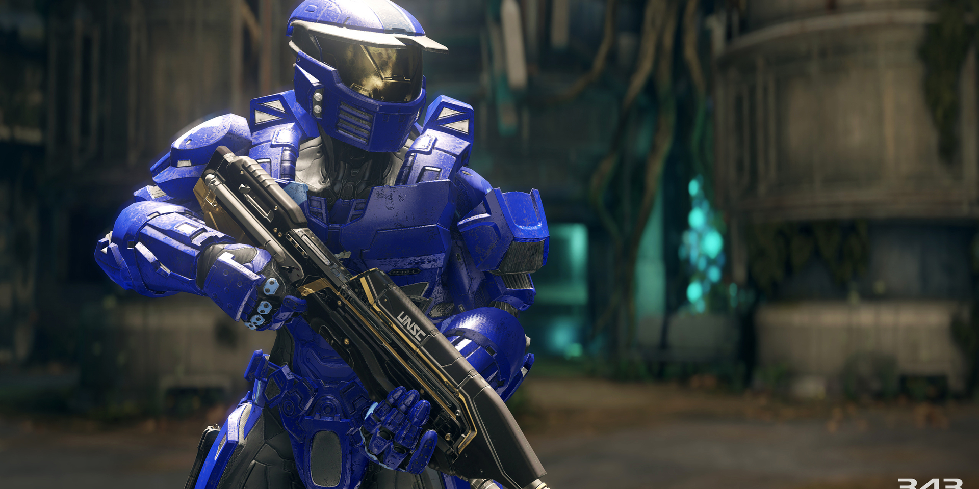 Everything included with The Cartographer's Gift update for Halo 5 ...
