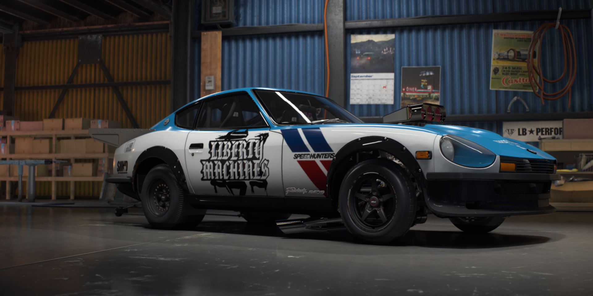 Need For Speed Payback Build Of The Week 1971 Nissan Fairlady