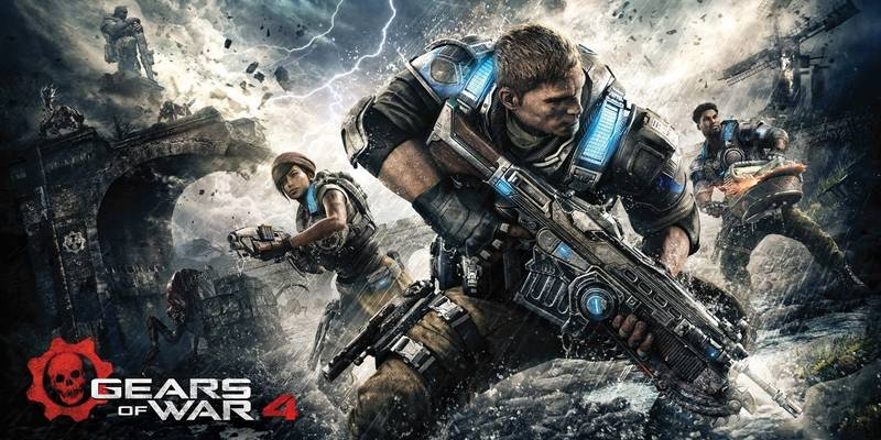 REVIEW: Gears of War 4 - AR12Gaming