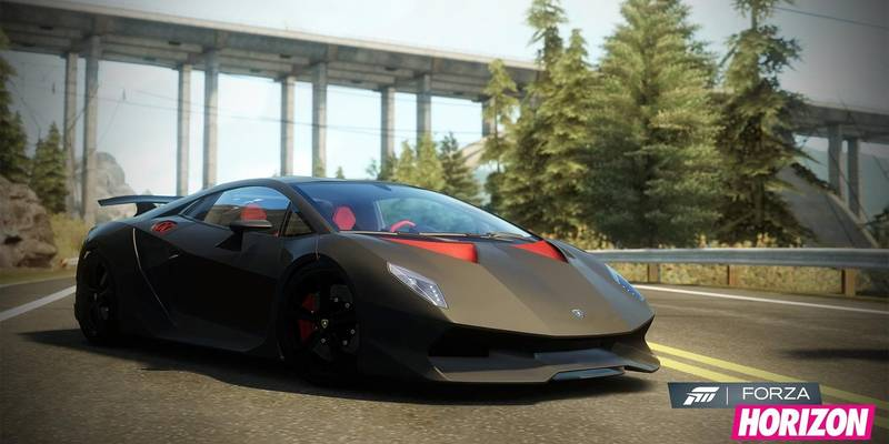 Forza Horizon 3: Forzathon, March 2017: Win A Lamborghini Sesto Elemento,  Mercedes 300 SEL   AR12Gaming
