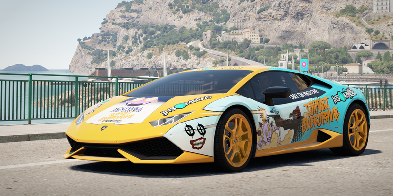 Forza Horizon 3 Custom Stickers
