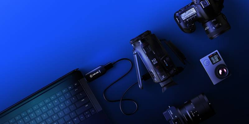 Elgato Gaming Expands Creative Portfolio with Cam Link