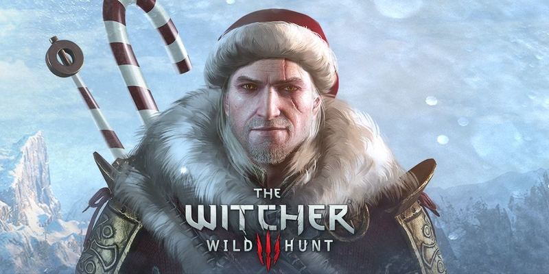 Winner of this holiday-themed Witcher 3 mod contest gets a