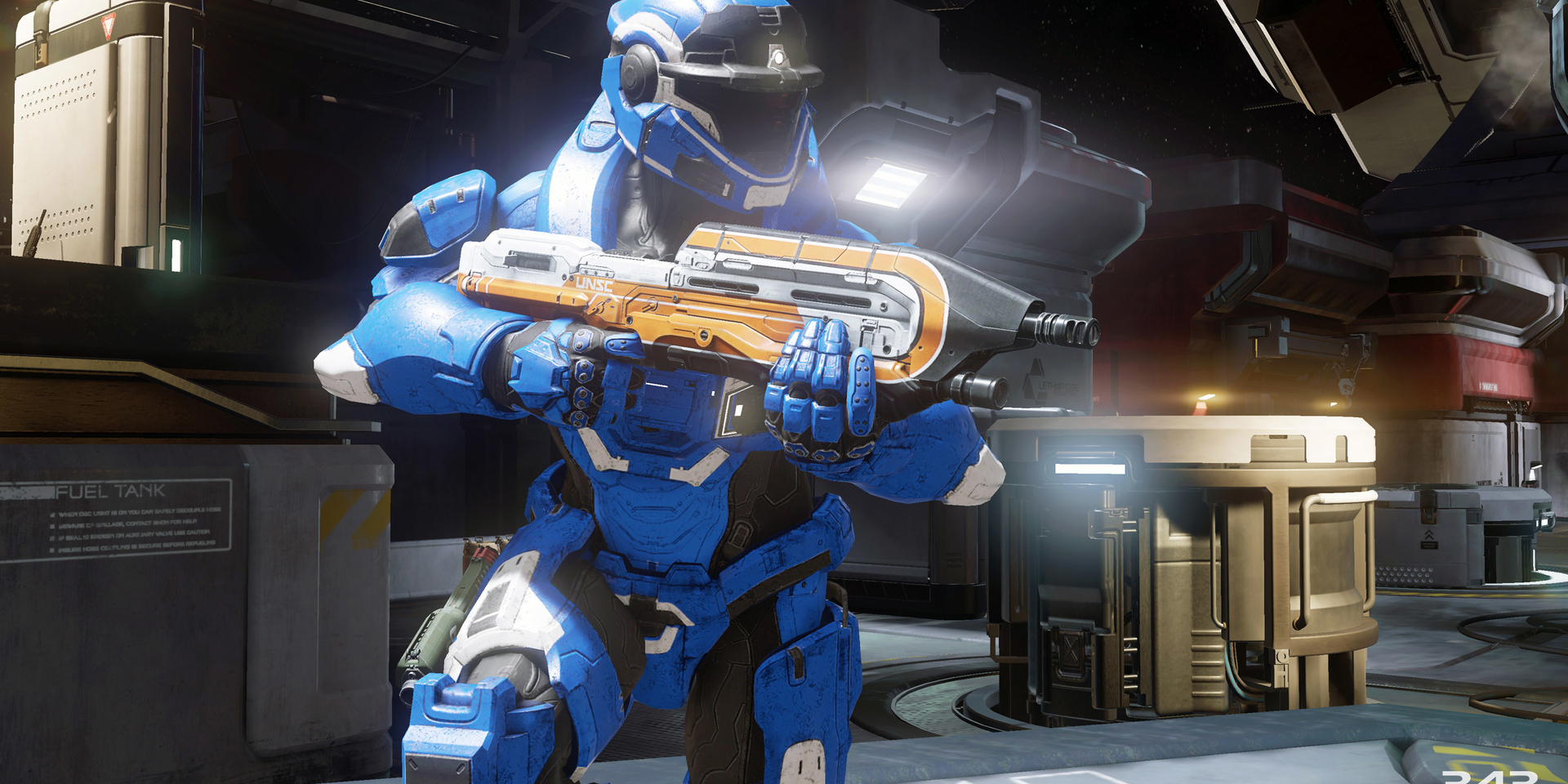 Firefight is making a comeback in Halo 5: Guardians, four ...