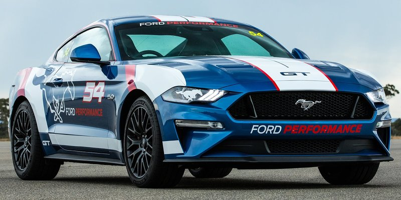 Ford Mustang To Join The Grid In The 2019 V8 Supercars Championship