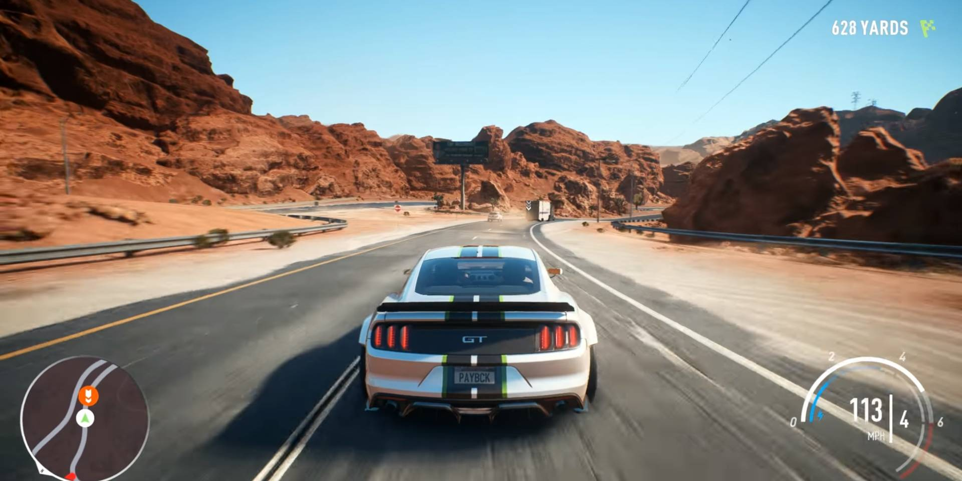 Need For Speed Payback Gameplay Highway Heist Offroad