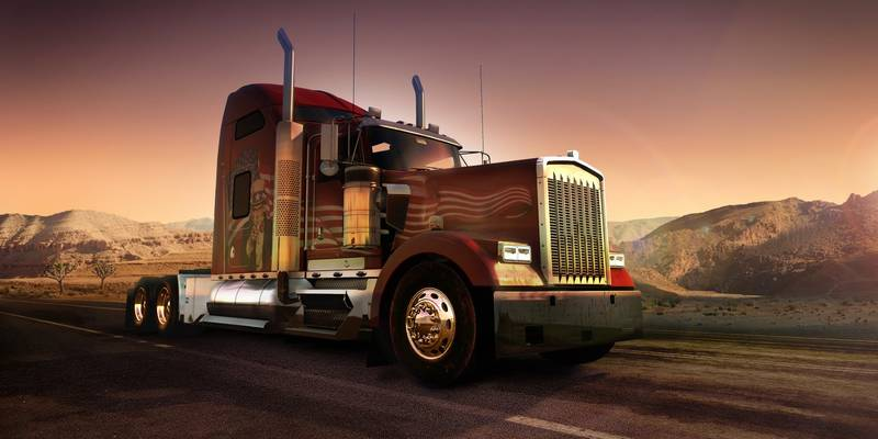 American Truck Simulator and ETS2 receive Steam Workshop support and