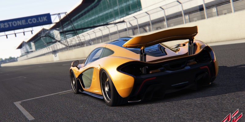 "Assetto Corsa could be a ""wake-up call"" to Forza and Gran"