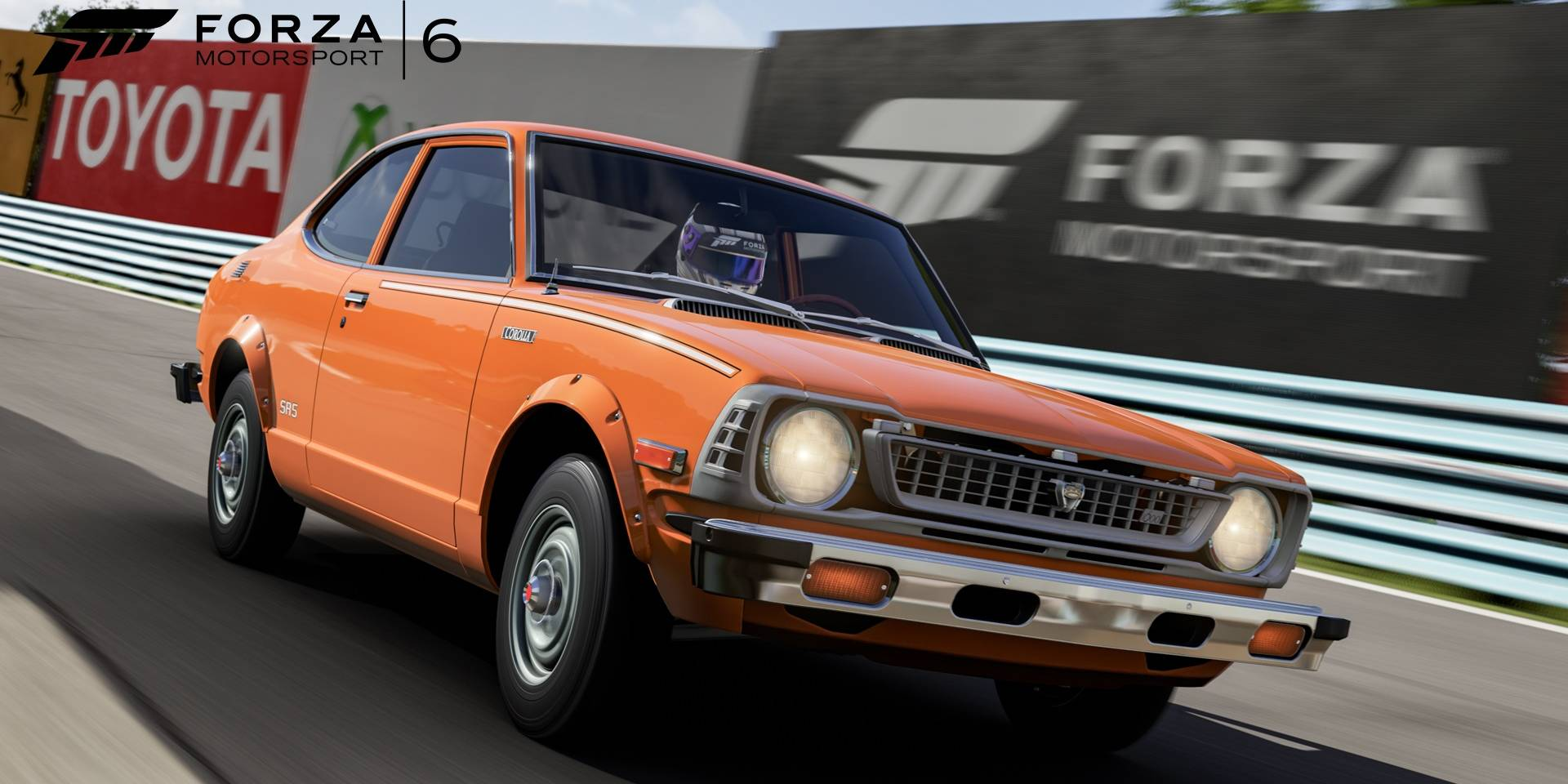 forza 7 will not feature toyota production cars race cars. Black Bedroom Furniture Sets. Home Design Ideas