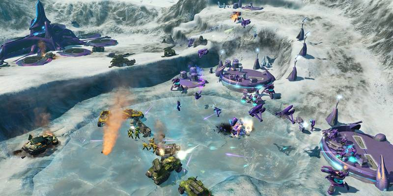 Halo Wars: Definitive Edition Early Access Now Available on