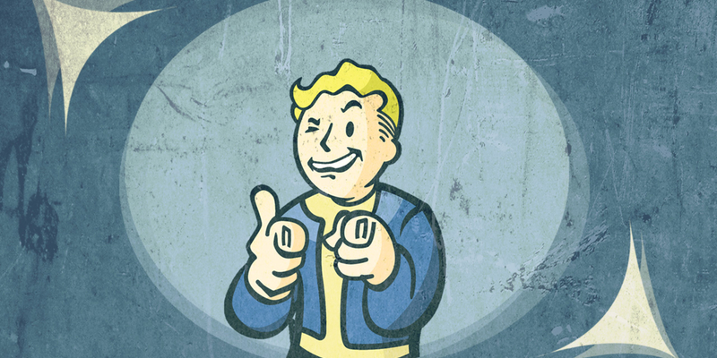 Fallout C H A T  brings custom keyboard, Fallout emoticons