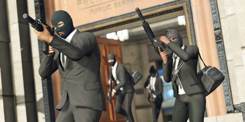 gta 5 heists online payouts