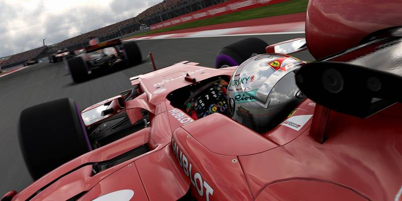 0805a81ce27 Codemasters Confirms Every Supported Wheel & Controller for F1 2017 -  AR12Gaming