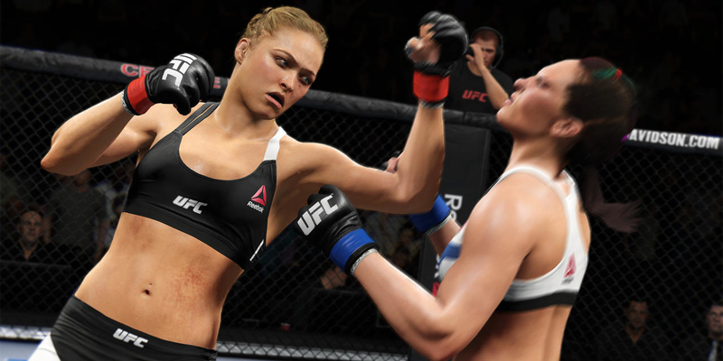 1cd8a8c675f7 See all 250-plus EA Sports UFC 2 playable fighters here - AR12Gaming