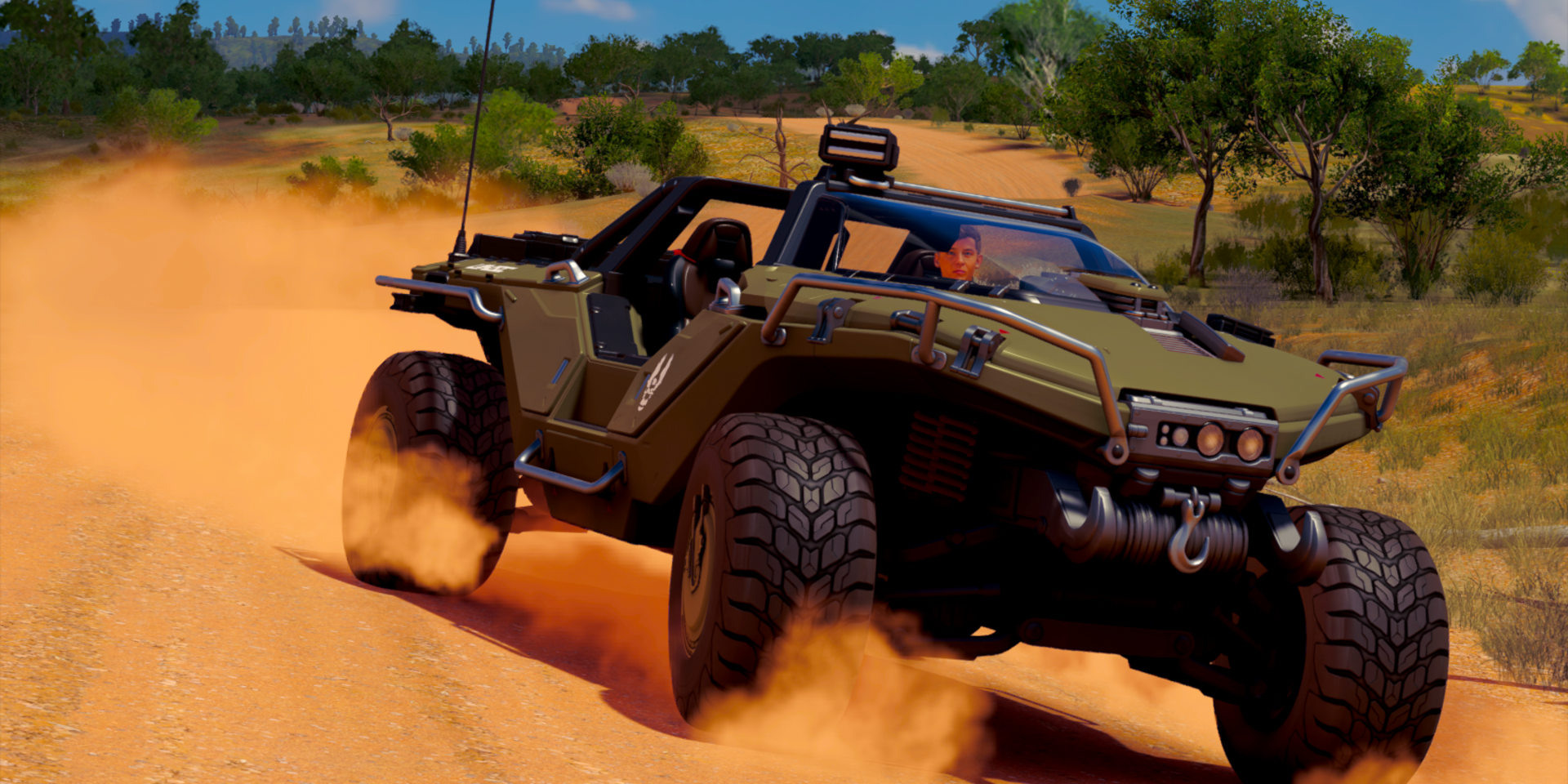 how to get the warthog in forza horizon 3