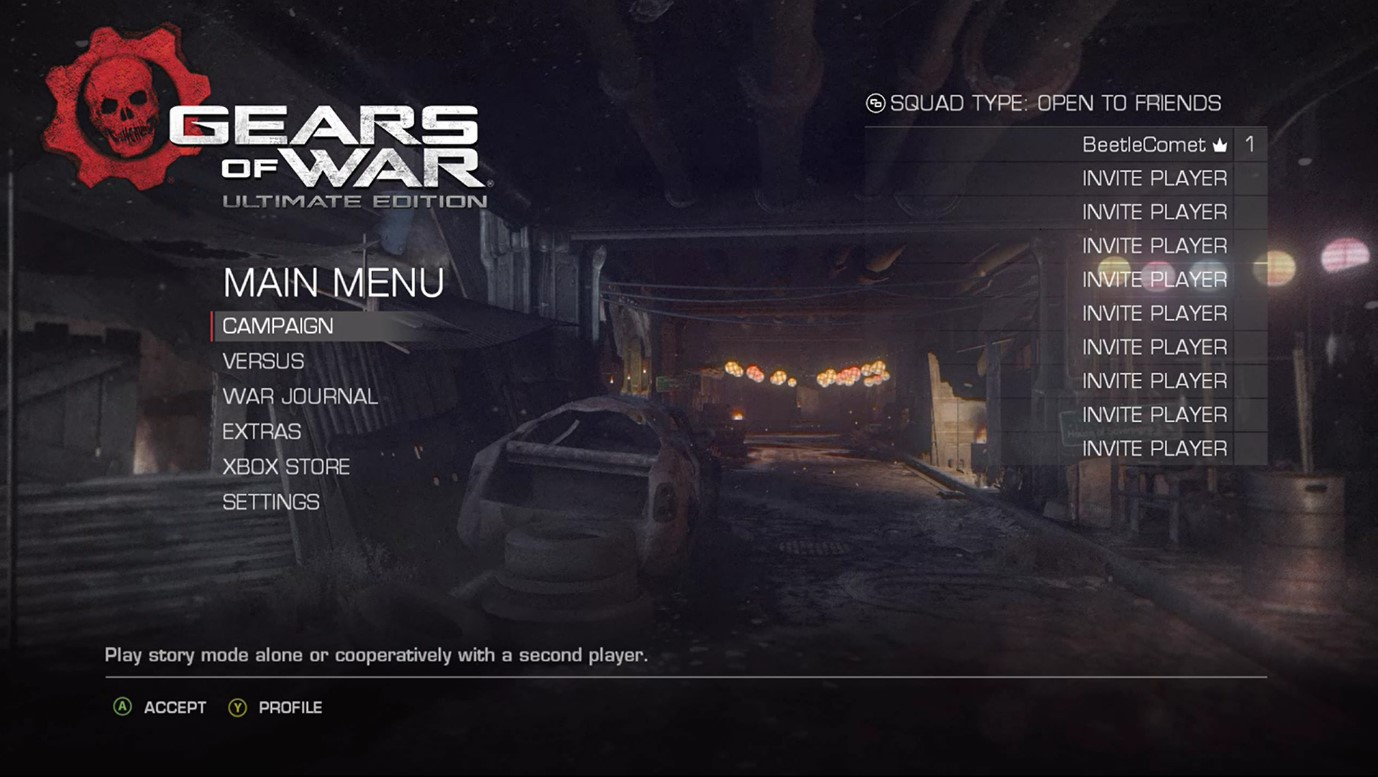 REVIEW: Gears of War: Ultimate Edition - AR12Gaming